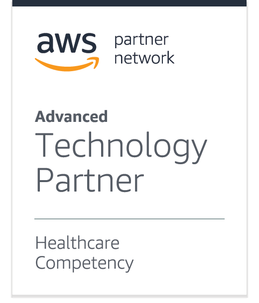 aws technology partner healthcare competency